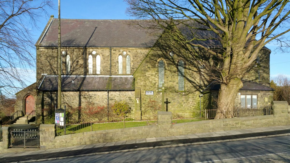 St. Oswald's of Oswaldtwistle