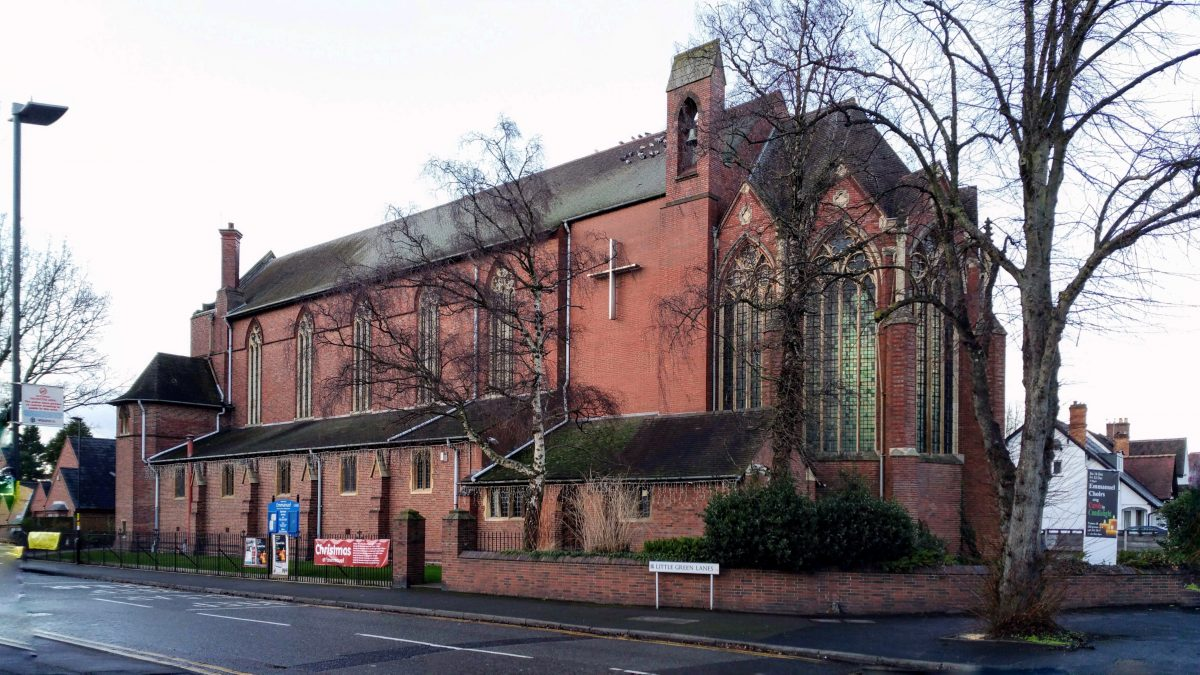 Bidlake in Birmingham