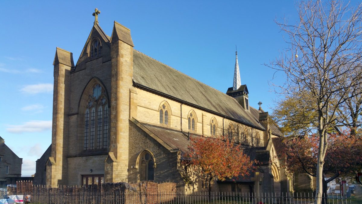 St. Peter's Church, Accrington