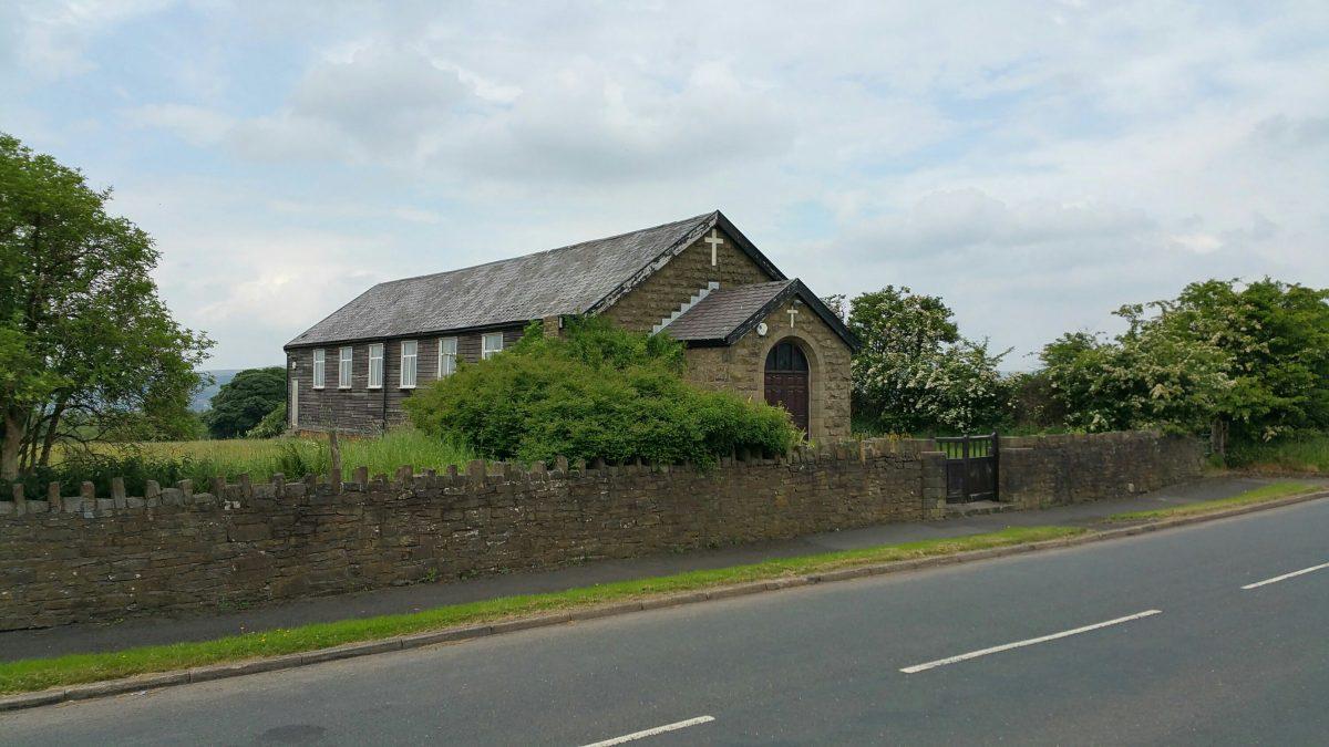 Our Lady's Chapel, Huncoat, Lancashire