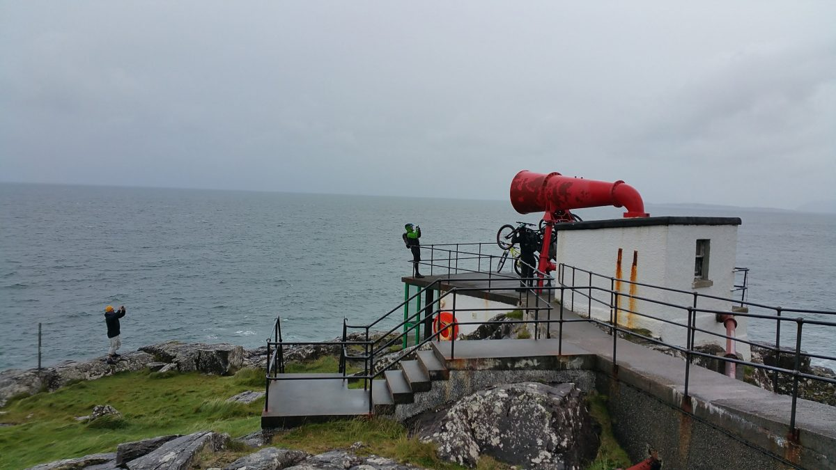Ardnamurchan Point Fog Horn, Highland