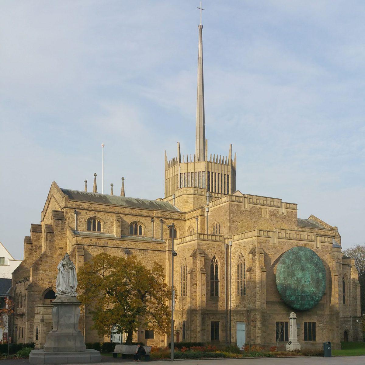 Blackburn Cathedral, Lancashire