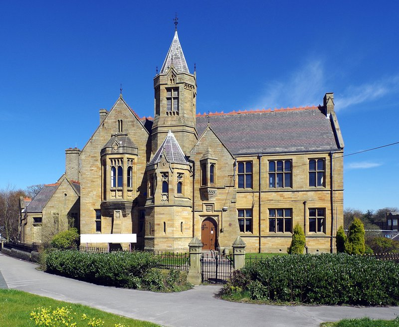 Burnley Grammar School – a Landmark project