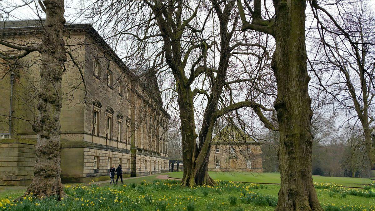 Nostel Priory, Yorkshire