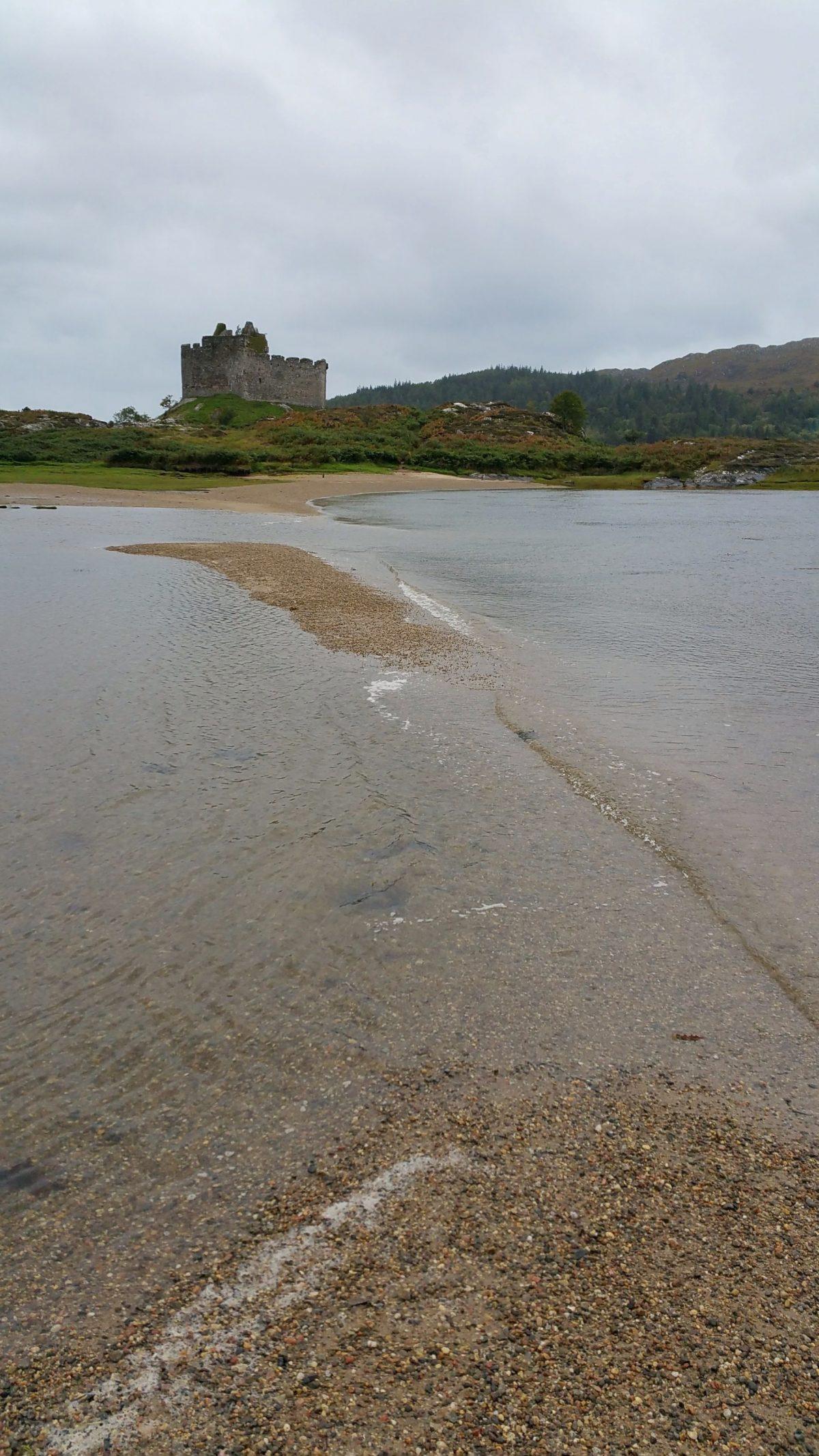 Castle Tioram, Ardnamurchan, Highland