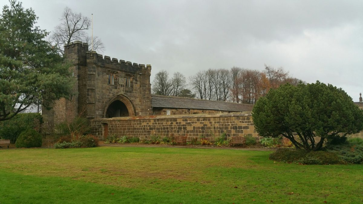 Whalley Abbey Gate House, Lancashire