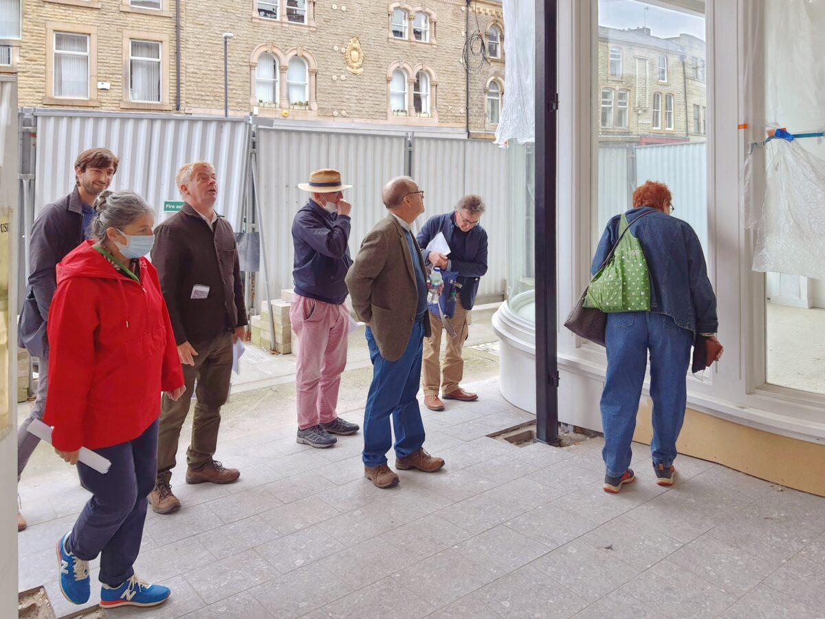 Victorian Society Visits Accrington